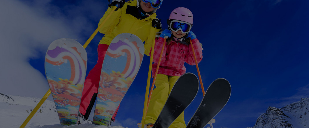 40-50% off all alpine skis, boots, bindings and poles