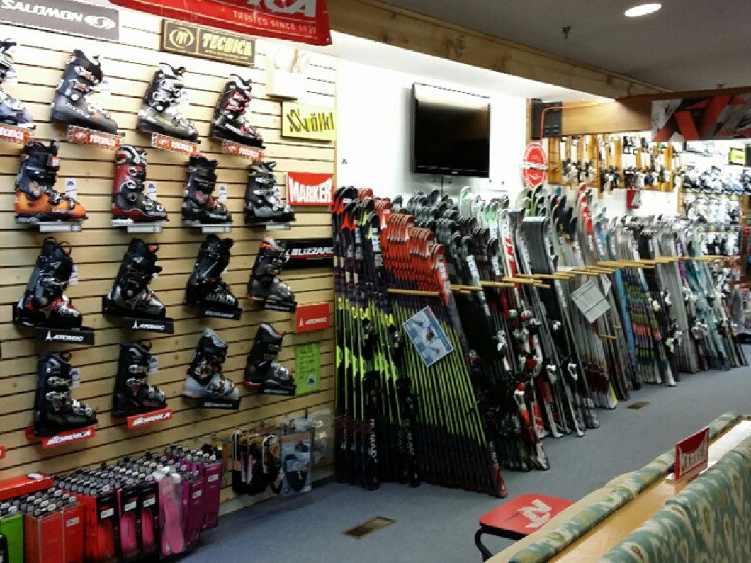 It's Always Ski Season at Ski Rack Sports